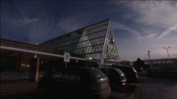 Plans for new Asda store