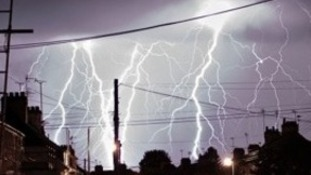 Have you ever seen a lightning picture like this?