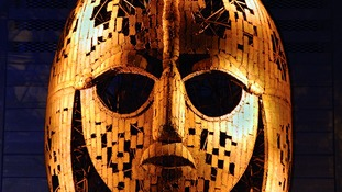 The Sutton Hoo mask