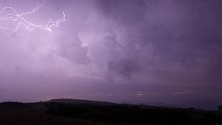 From Haytor, Dartmoor