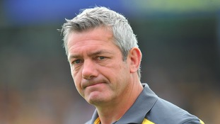 Daryl Powell watched his Tigers side fall to a 41-0 defeat