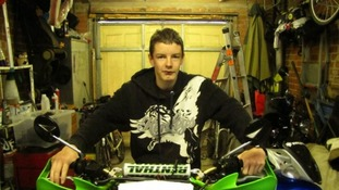 15 year old Thomas Barton who was from Coppull drowned last month in Chorley