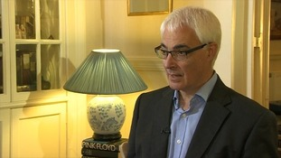 Alistair Darling called Alex Salmond 'a very formidable politician'.