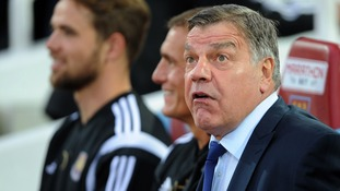 West Ham United manager, Sam Allardyce