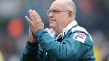 Luton Town manager John Still