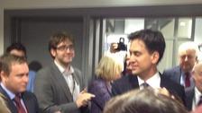 Ed and Carwyn