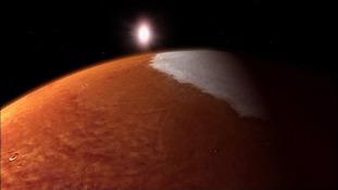 Spacecraft explores 'mystery