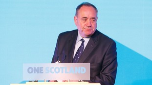 Alex Salmond has said he will step down in November