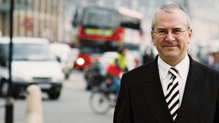 TfL chief Sir Peter Hendy