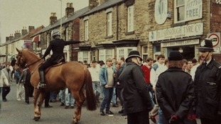 Former mounted PC criticises behaviour of Liverpool fans