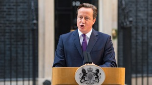 David Cameron has met with senior MPs to consider his plan to restrict the voting rights of Scottish MPs in the Commons