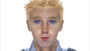 E-fit of burglary suspect