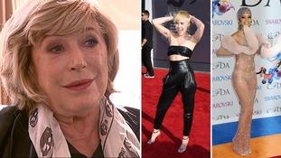Sixties star Marianne Faithfull slams Miley Cyrus and Rihanna as 'rubbishy sluts'