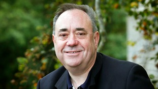 File photo dated 20/9/2014 of Alex Salmond
