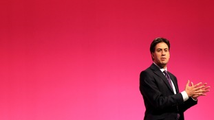 Ed Milliband reveals '10 years to a New Britain' plan
