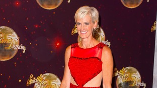 Judy Murray is among the celebrity contestants on Strictly Come Dancing.