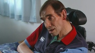 Tony Nicklinson has been suffering locked-in syndrome for seven years