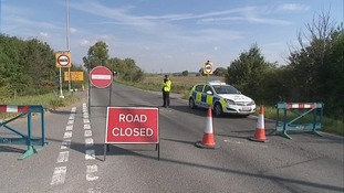 Plane crash in Bedfordshire after mid-air collision