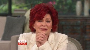 Sharon Osbourne's tears for son Jack after MS diagnosis