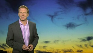 Thursday's weather forecast with Simon Parkin