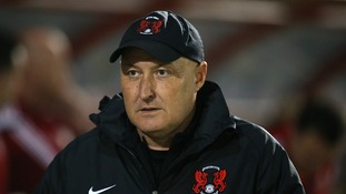 Russell Slade has submitted a resignation letter to Leyton Orient.