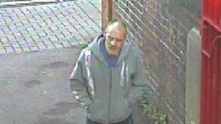 Luton Police CCTV