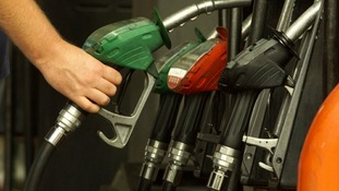 Falls in petrol prices have contributed to a fall in inflation.