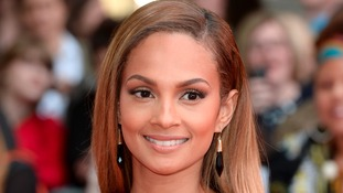 Alesha Dixon will join PaddyMcGuinness for one hour of the charity extravaganza