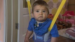 Baby Leo Evans