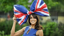 Royal Ascot racegoer