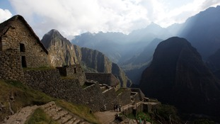 The arborial chinchilla rat was found near the famous Inca settlement of Machu Picchu