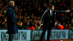 Wenger and Pochettino