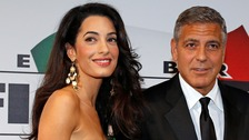 George Clooney got engaged to British human rights lawyer Amal Alamuddin last year