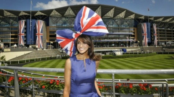 A Jubilee-themed Royal Ascot 2012.