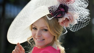 Fashion takes centre stage at Ascot