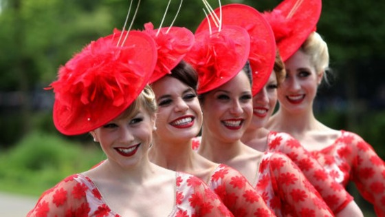 Royal Ascot wear