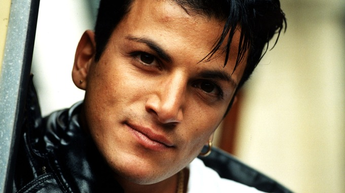 Peter andre i built a rod for my own back with mysterious girl peter andre poses in october 1997 m4hsunfo