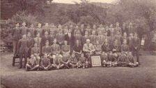 Monmouth School class photo