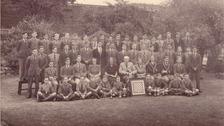Monmouth School class photo