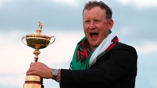 Donaldson savours 'incredible week' at Ryder Cup