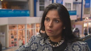 Witham MP Priti Patel says Brooks Newmark was right to resign.