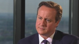 David Cameron says he was shocked by revelations about Brooks Newmark