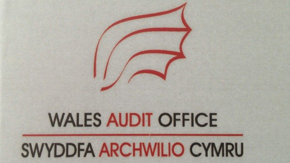 Wales Audit Office logo