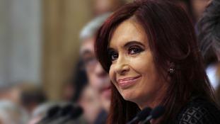 Cristina Fernández de Kirchner David Cameron Falklands