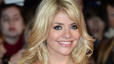 Holly Willoughby has named her new boy Chester.