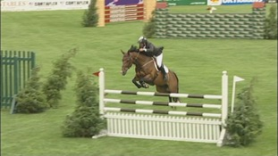Hickstead, horses, derby