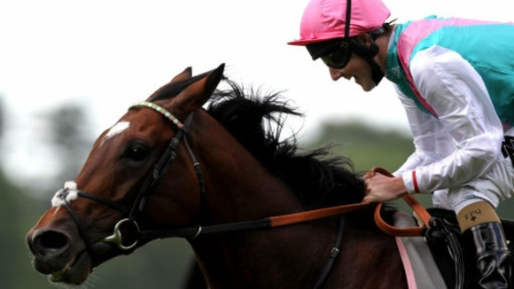 Tom Queally on Frankel