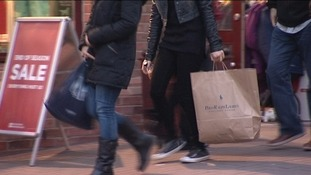 The retail village draws more than 2 million shoppers annually