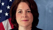 United States Secret Service director Julia Pierson.