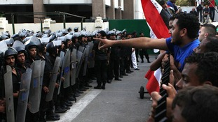 Egypt Mubarak